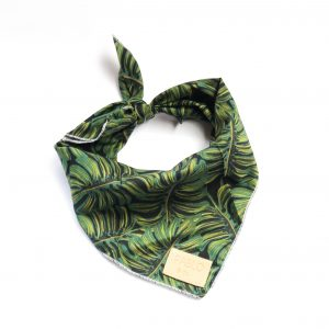 Pablo and Co Palm Leaf Dog Bandana