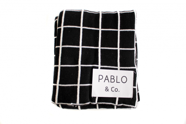 Pablo & Co The Grid Dog Blanket